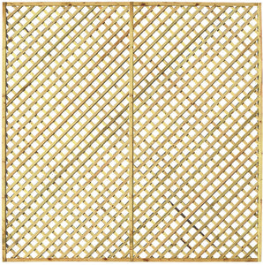 Hillside Diamond Trellis 1.830m x 0.60m