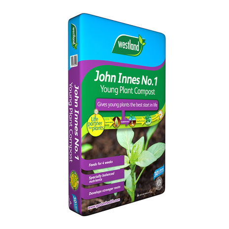 John Innes No 1 Young Plant Compost 30L