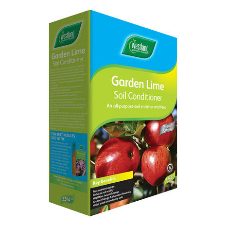 Westland Garden Lime Soil Conditioner 3.5kg
