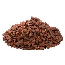 Bulk Bag Red Chippings