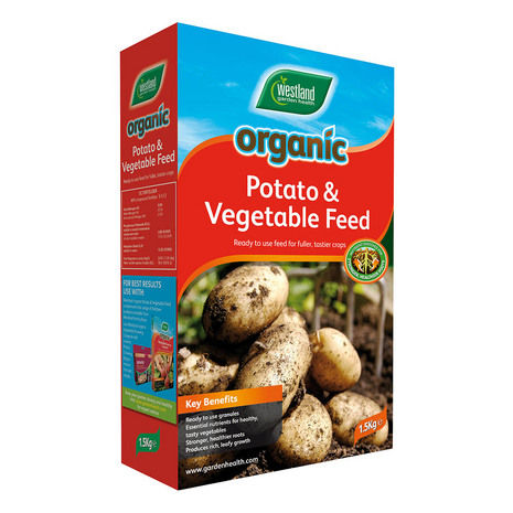 Westland Organic Potato & Vegetable Feed 1.5kg
