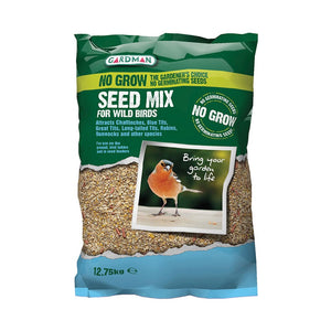 No Grow Seed Mix 12.75kg