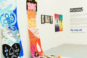 #FEMININEPRODUCT ART EXHIBITION, LOS ANGELES