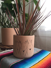 NUDIE Plant Pot