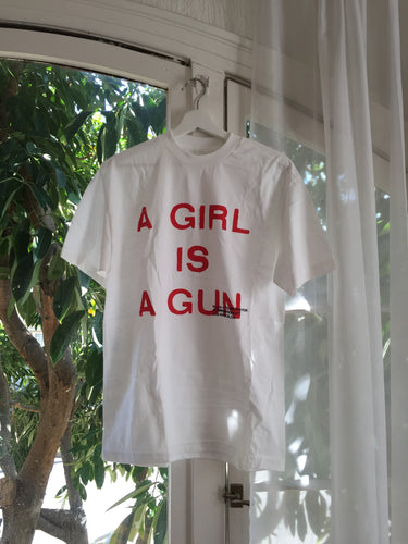 A GIRL IS A GUN Collab T-Shirt