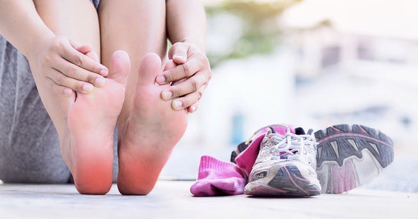 What is the Difference Between Plantar Fasciitis and Sever's Disease?