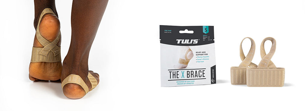 Tuli's X Brace Packaging and Fitting