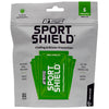 2Toms SportShield Towelettes 6-Pack Packaging
