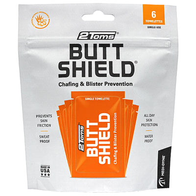 2Toms® ButtShield® 6 Pack