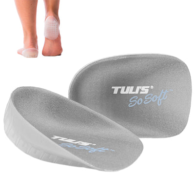 Tuli's So Soft Heavy Duty Heel Cups