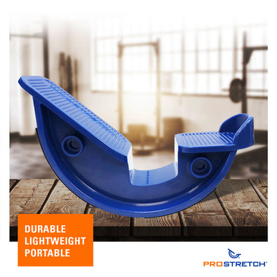 ProStretch The Original Calf Stretcher is Durable, lightweight, and portable.