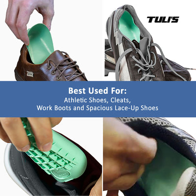 Tuli's® Heavy Duty Heel Cups™