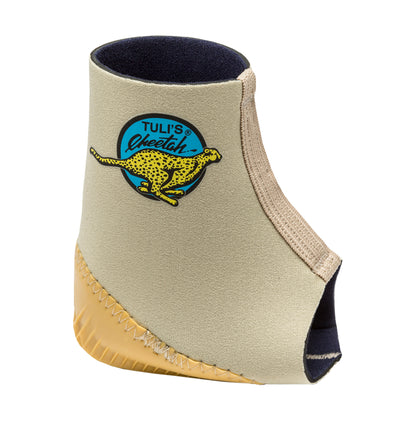 Tuli's® Cheetah® Heel Cup with Compression Sleeve, Youth