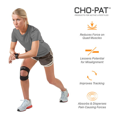 Cho-Pat Dual Action Features
