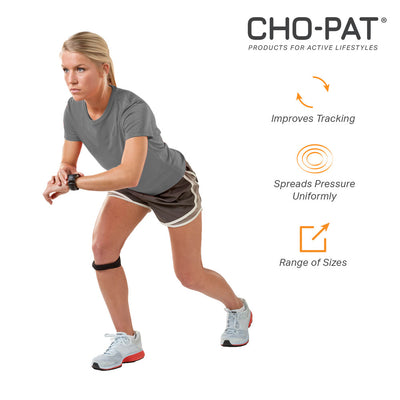Cho-Pat Original Knee Strap Features