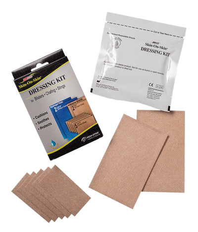 2Toms® Skin-on-Skin® Dressing Kit