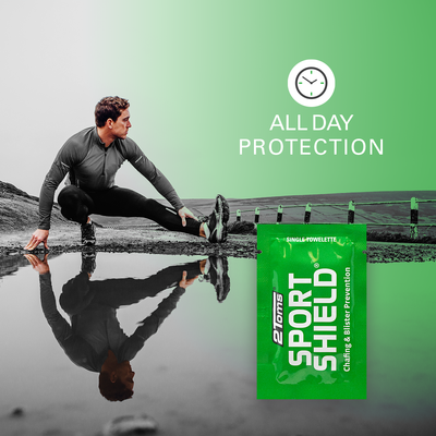2Toms SportShield Provides All Day Protection