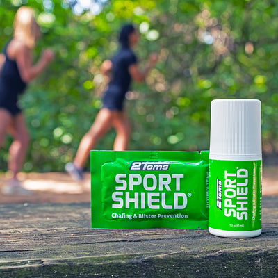 2Toms® SportShield® Anti Chafing Roll-On