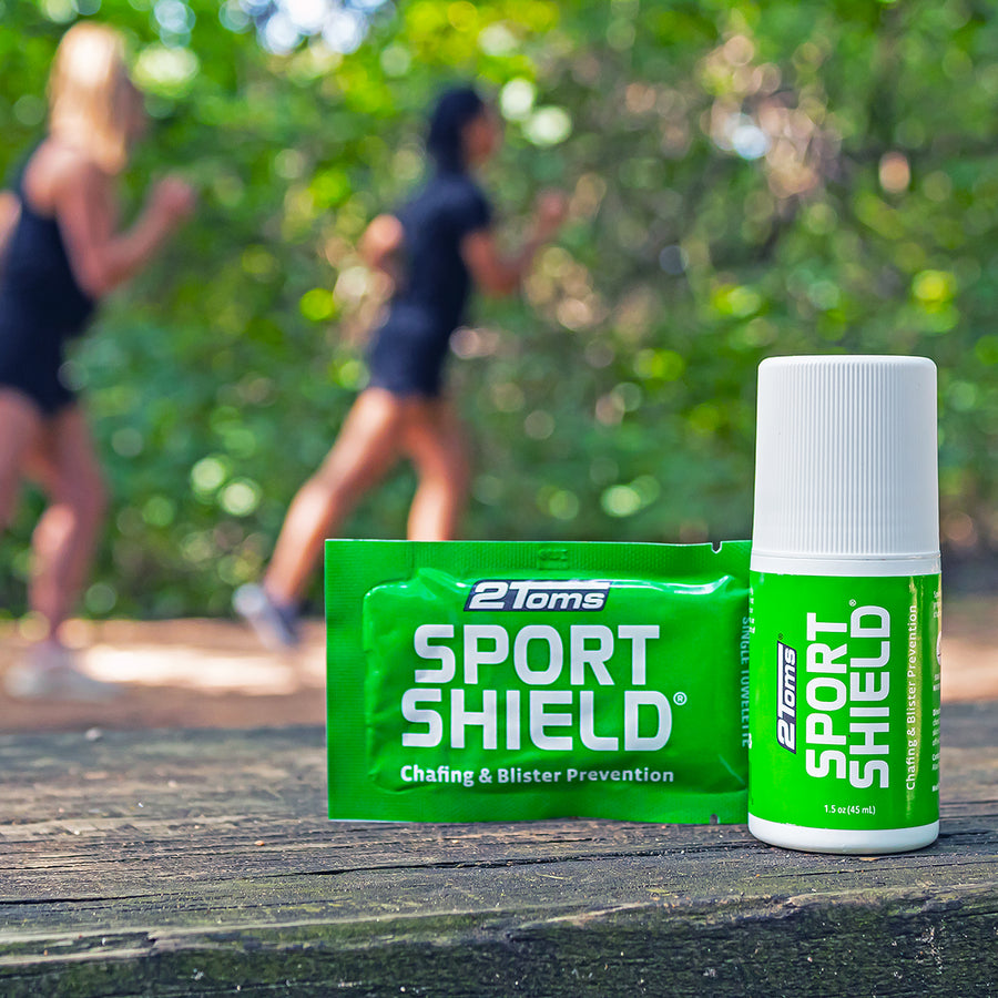 2Toms® SportShield® Anti Chafing Combo Pack