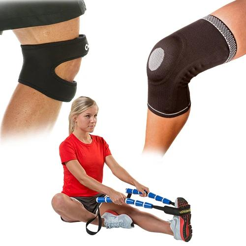 Advanced Jumper's Knee Solution