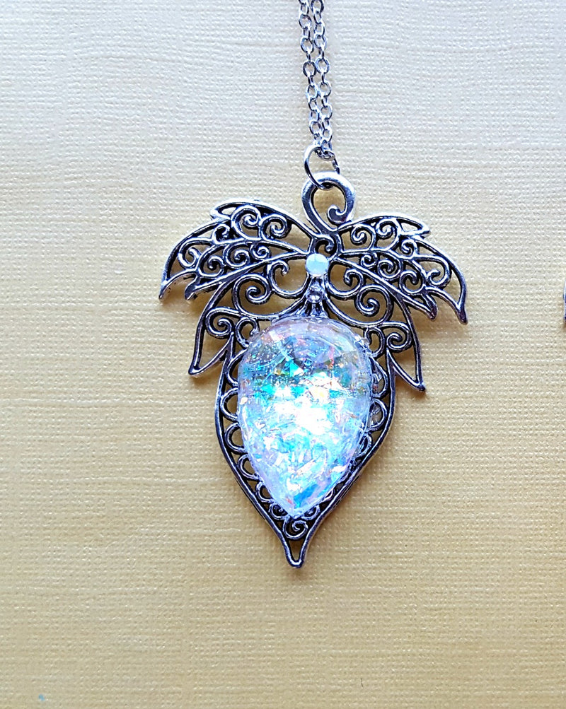Leaves of Lorien Pendant Necklace