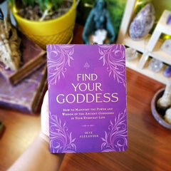 Find Your Goddess Book