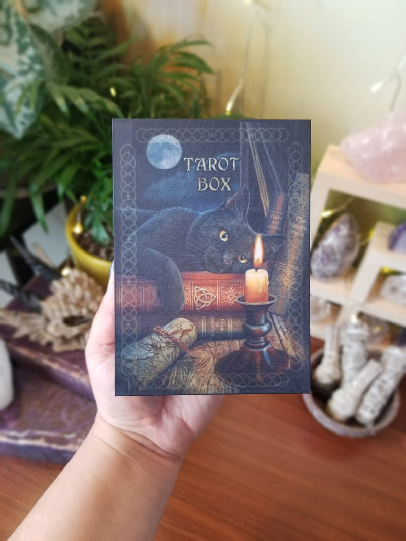 Witches Familiar Tarot Box