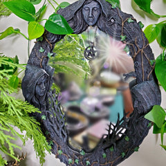 Mother, Maiden & Crone Mirror