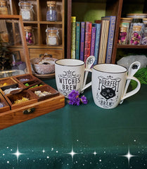 Witchy Cup & Spoon Set