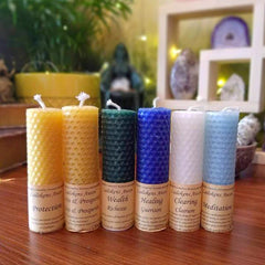 Lailokens Awen Intention Spell Candles