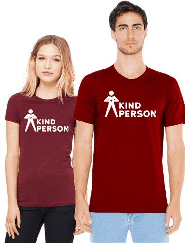 Kind Person T-Shirts (unisex)