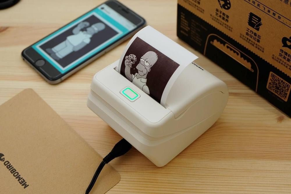 WiFi Thermal Photo Printer - Print from Mobile Phone