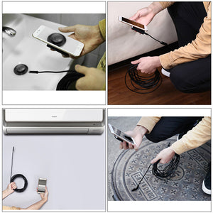 HD Endoscope Inspection Camera for iPhone and Android