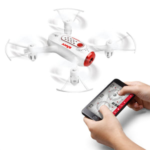X22W Portable RC Drone with HD WIFI Camera
