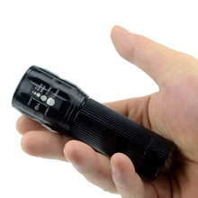 2000 Lumen Mini LED Flashlight