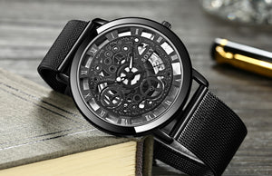 Mechanical View Watch