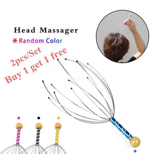 Head Massager Thing - Looks Weird, Feels Good