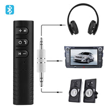 Universal Bluetooth Receiver with Free Headphones
