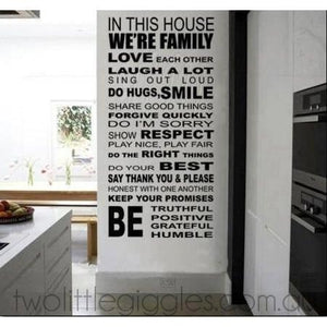 House Rules 1 - Two Little Giggles