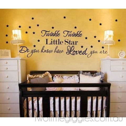 Twinkle Twinkle - Two Little Giggles