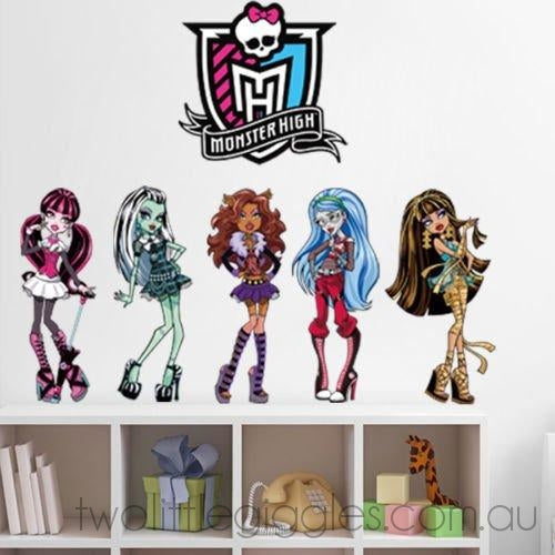 Monster High - Two Little Giggles