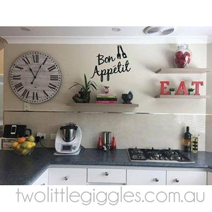 Bon Appetit - Two Little Giggles