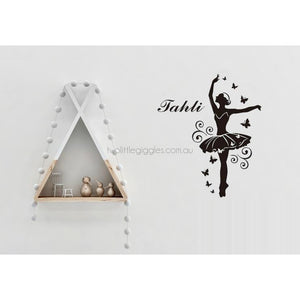 Two Little Giggles Wall Decals