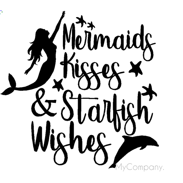 Mermaids Kisses - Two Little Giggles