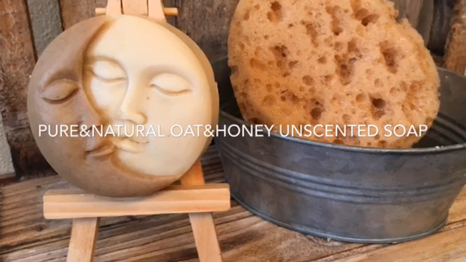 The making of Pure and Natural Oat & Honey Unscented Sooa