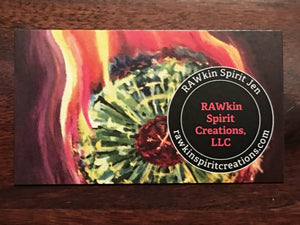 RAWkin Spirit Creations Product Review from a soap and body care maker from YouTube!