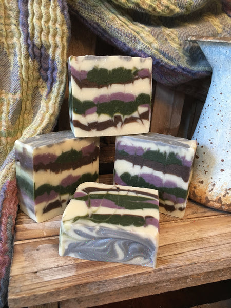 The Making Of Scarborough Fair Soap
