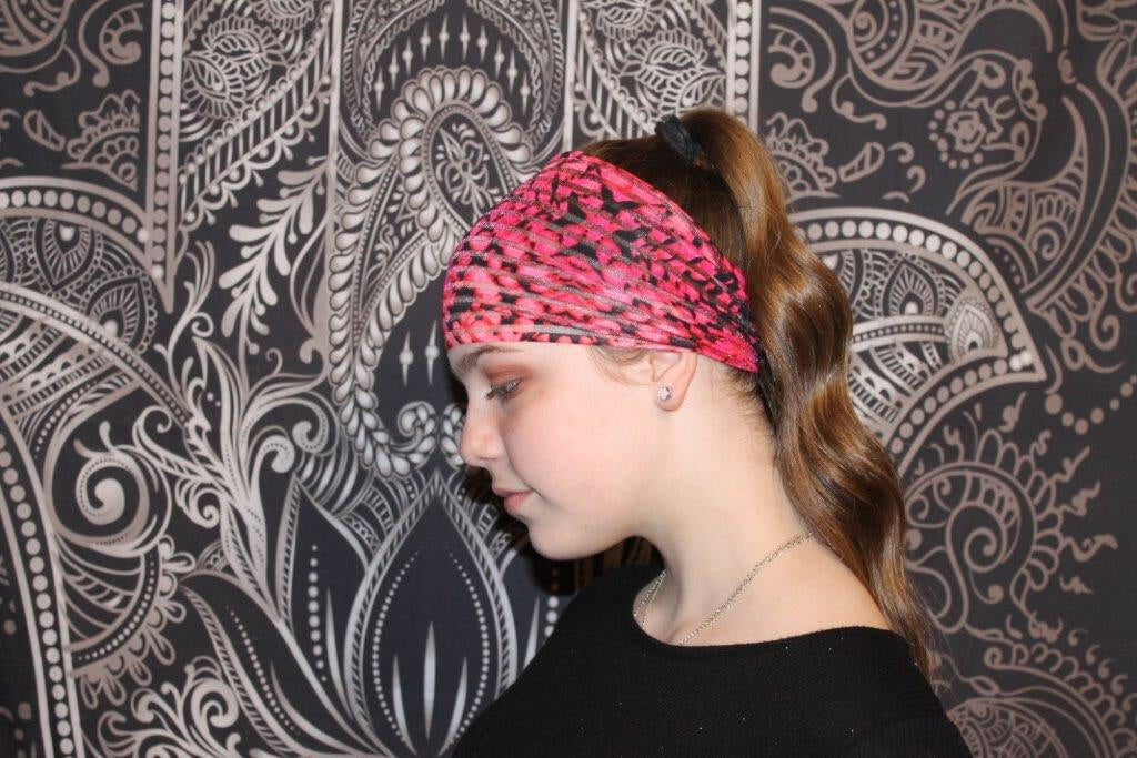 Universal RAWkin Headbands and Headcoverings