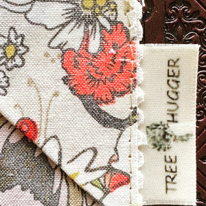 Tree Hugger Corner Bookmark