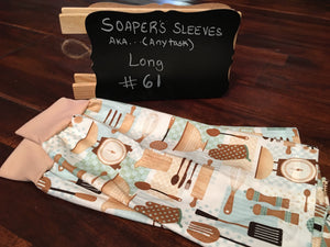 Soapers Sleeves (Any task protective gear for the creators you)